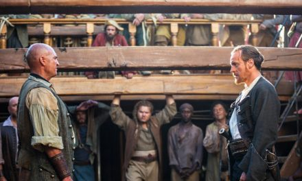 BLACK SAILS Series Premiere Review