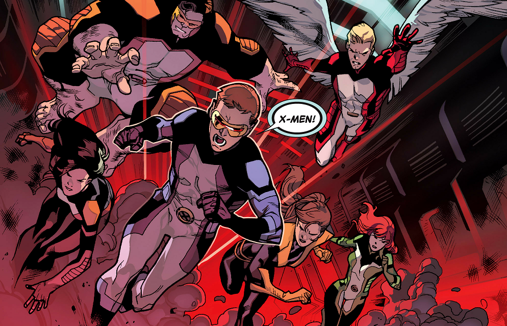 ALL-NEW X-MEN #22.NOW Comic Book Review