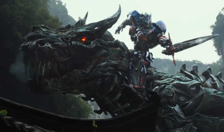 TRANSFORMERS: AGE OF EXTINCTION Super Bowl Teaser Trailer!