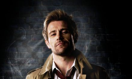 TV's CONSTANTINE & FLASH Costumes Revealed!