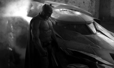 First Look at Ben Affleck in Costume as BATMAN!!