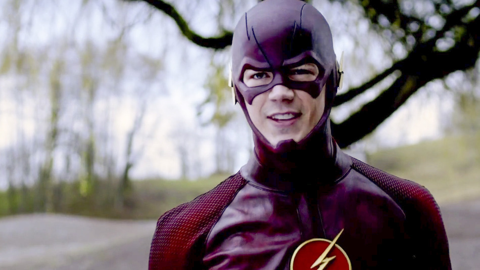 THE FLASH Trailer Strikes Like Lightning!