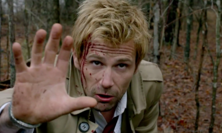 NBC's CONSTANTINE Extended TV Trailer!