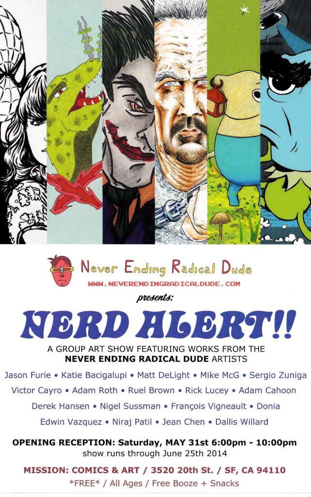 nerd alert 14 info n