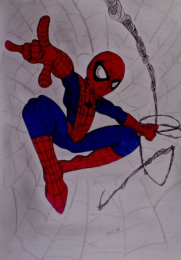 spidey copy