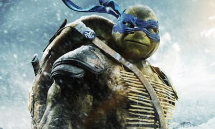 Brand New TEENAGE MUTANT NINJA TURTLES Trailer!