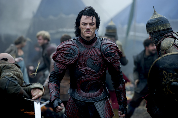 A Classic Icon Gets a Revamp with DRACULA UNTOLD!