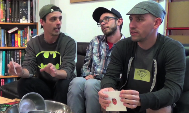 NERDS OF THE ROUND Ep. 3 – DC's Fall 2014 TV Lineup
