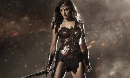 Wonder Woman's Costume in BATMAN V. SUPERMAN Revealed