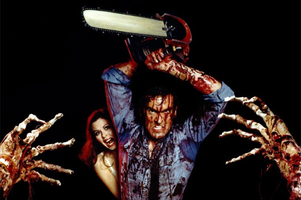 EVIL DEAD is Coming to TV with Bruce Campbell!