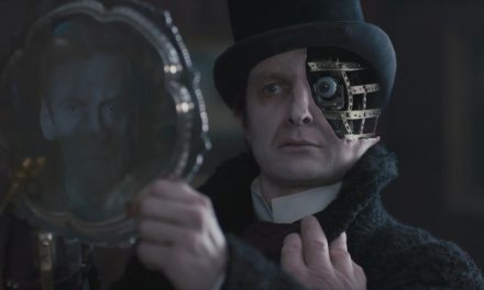 DOCTOR WHO Season 8 Premiere TV Review