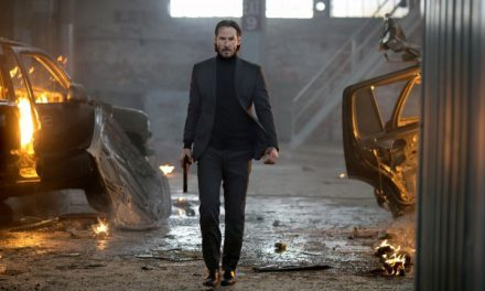 Keanu Reeves Kicks Ass in JOHN WICK Trailer!