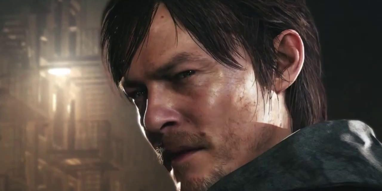 SILENT HILLS Video Game Teaser Trailer