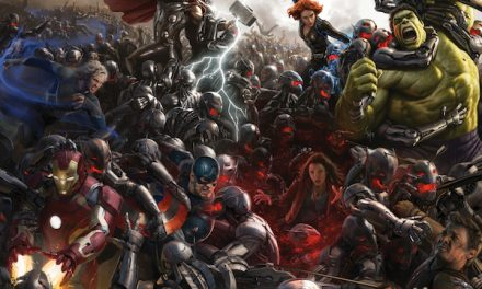 AVENGERS: AGE OF ULTRON Teaser Trailer!  HALLELUJAH!!!
