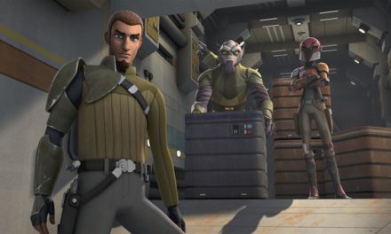 STAR WARS: REBELS Series Premiere Review
