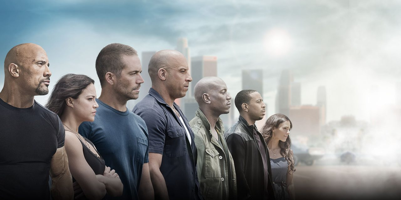 FURIOUS 7 Movie Trailer
