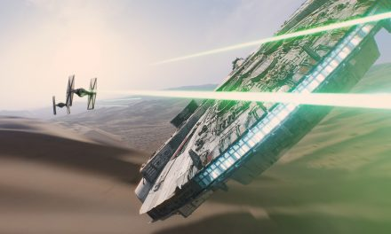 STAR WARS: THE FORCE AWAKENS Official Teaser Trailer