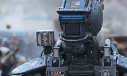 Neill Blomkamp's Latest CHAPPIE Movie Trailer