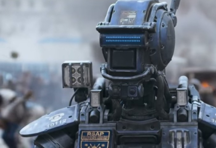 Neill Blomkamp's Latest CHAPPIE Movie Trailer