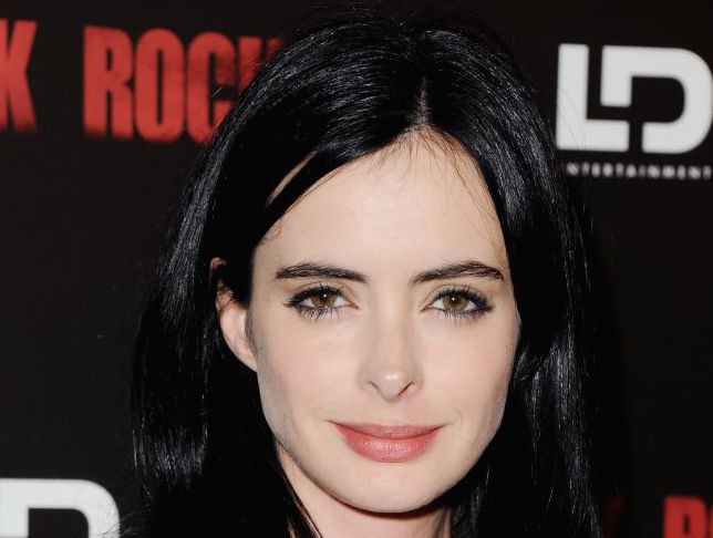 Krysten Ritter Cast as JESSICA JONES in Netflix Series!