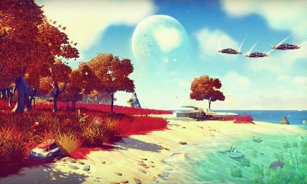 NO MAN'S SKY Gameplay Trailer