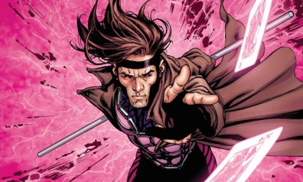 GAMBIT Movie Release Date Announced!