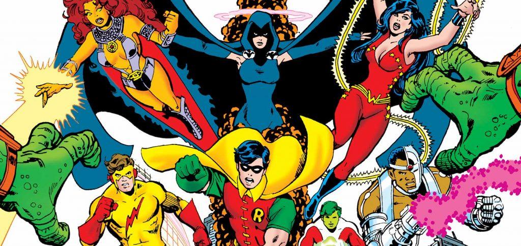 George Perez, DC Comics