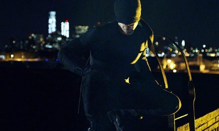 Marvel and Netflix DAREDEVIL Series Trailer