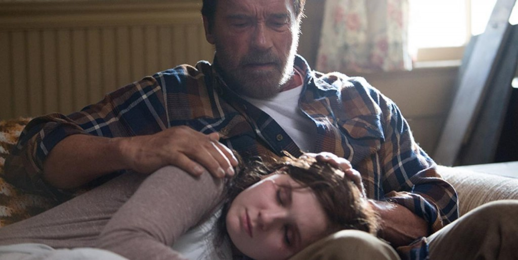 Arnold Schwarzenegger's MAGGIE Movie Trailer