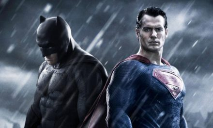 BATMAN V SUPERMAN: DAWN OF JUSTICE Teaser Trailer Hits!
