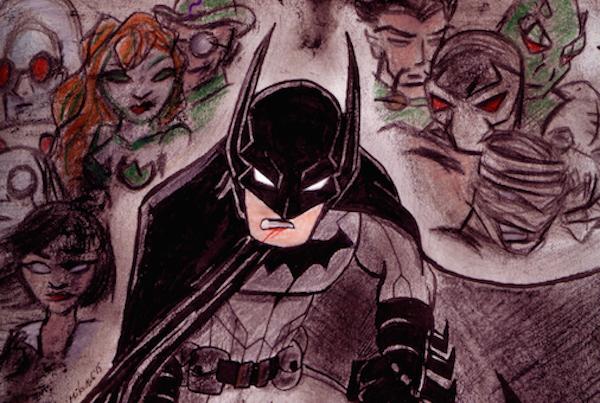 BATMAN ETERNAL Series (#1-52) Comic Book Review