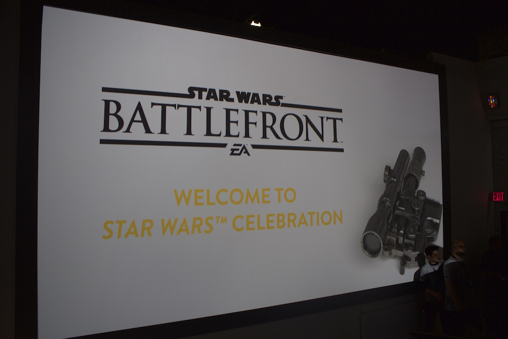 star wars battlefront stage