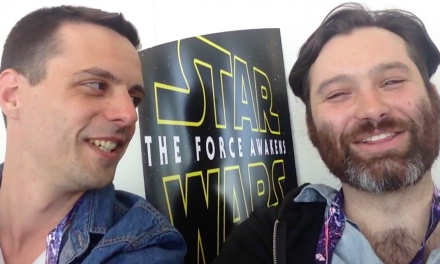 STAR WARS CELEBRATION 2015: Episode VII Newest Teaser Reactions!