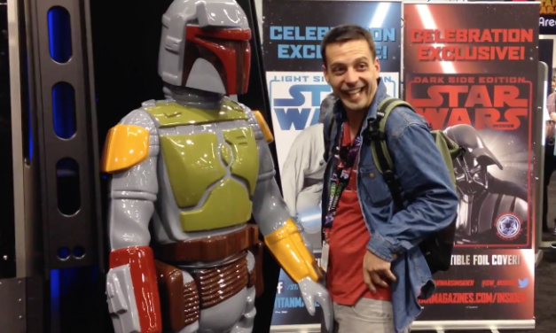 100 Mandalorians at STAR WARS CELEBRATION 2015