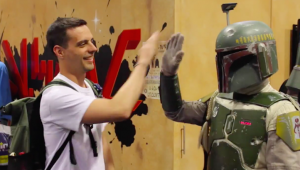 50 high fives SWCA furie