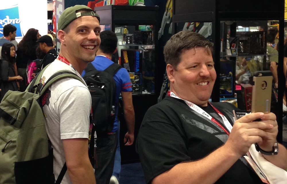 Top 10 Celebrities We Bumped into at SDCC 2015