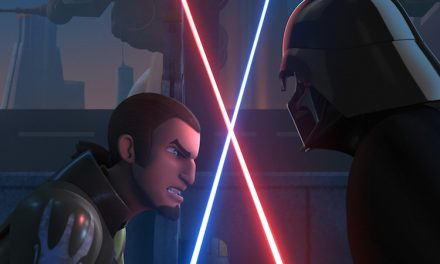 STAR WARS REBELS Season 2 Premiere Episode Review