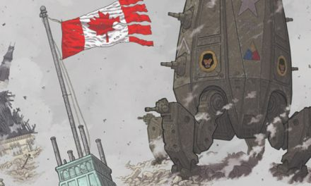 Top 5 Comic Book Picks for July 2015