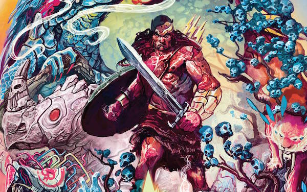 weirdworld 2 marvel mike del mundo