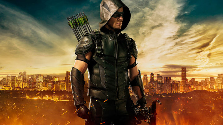 The CW's ARROW Season 4 Trailer