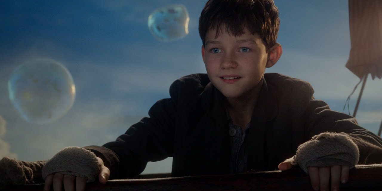 PAN Movie Trailer