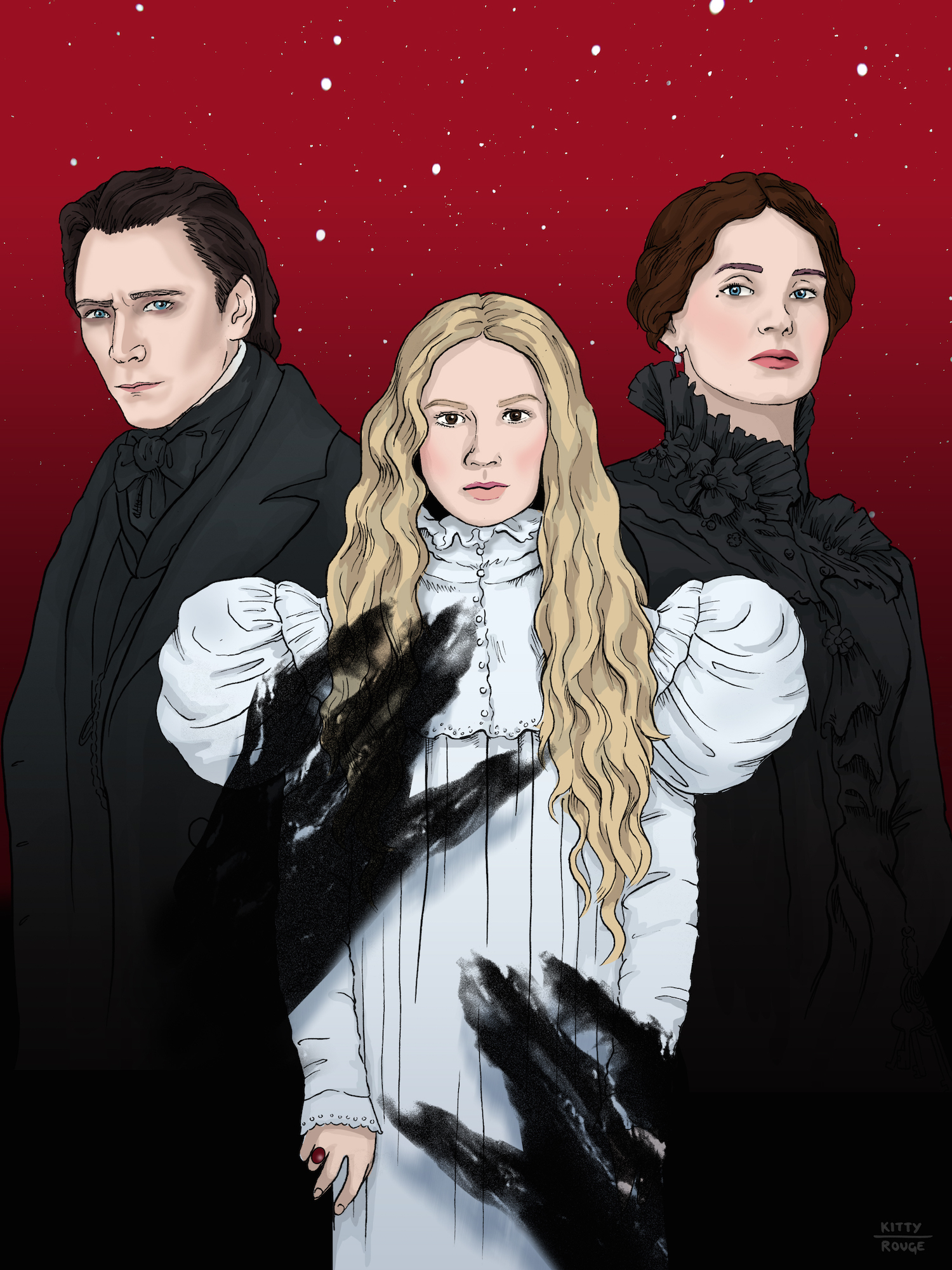 Crimson Peak kitty rogue