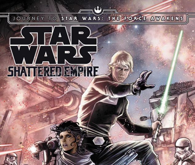 star wars shattered empire marco checchetto marvel