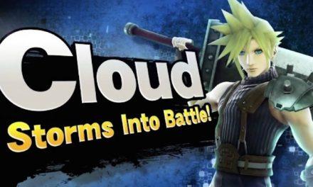 FINAL FANSTASY VII's Cloud Strife Joins SUPER SMASH BROS. WiiU & 3DS