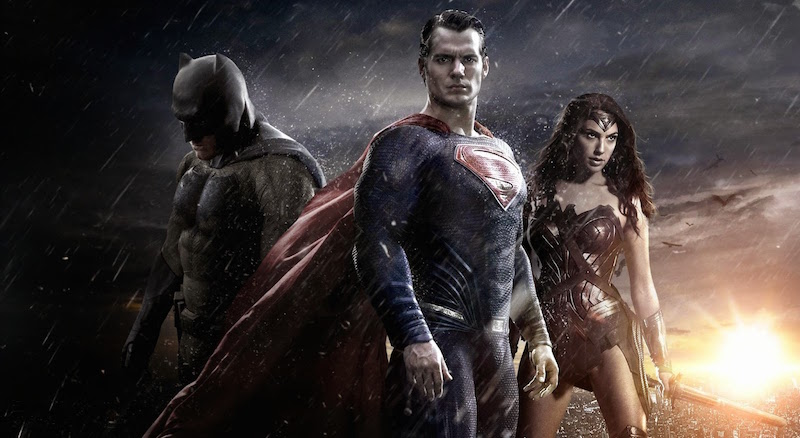Brand New BATMAN V SUPERMAN Trailer with Thoughts and Concerns