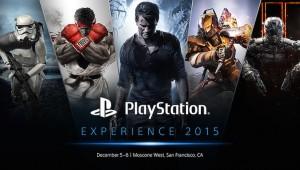sony playstation experience 2015