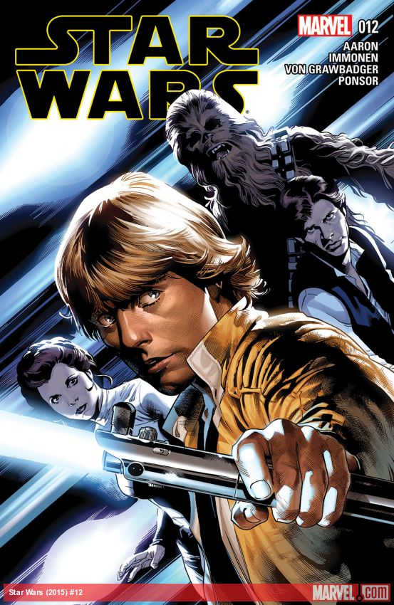 star wars 12 marvel stuart immonen