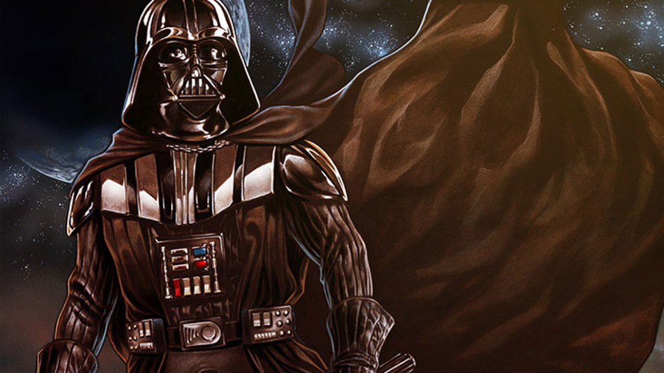 vader down marvel mark brooks