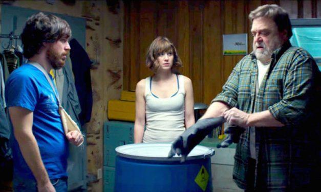 J.J. Abrams' 10 CLOVERFIELD LANE Trailer