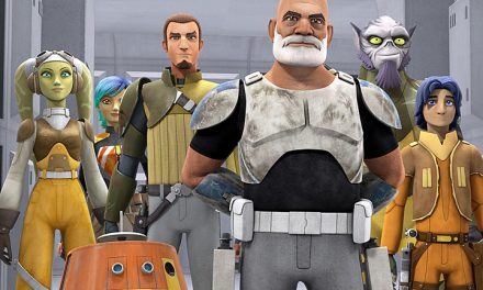 STAR WARS REBELS Season 2 Mid-Season Trailer is Stunning!